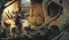 Pathfinder RPG Adventure Path # 98 - Turn of the Torrent