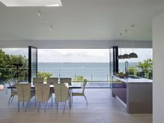The Welch House, Isle of Wight by The Manser Practice Architects and Designers