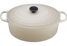 9 1/2 qt. Oval Dutch Oven from Le Creuset erfect for caldos and asados