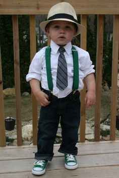 My boys will have this outfit in their closets!
