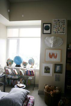 Paul & Katie's Bright Vintage Modern Loft