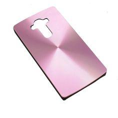 ΘΗΚΗ LG G4 HARD METAL ΡΟΖ Hard Metal, Phone Cases