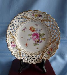 Etsy の MEISSEN Antique Early Crossed Swords by FromMe2UMyPrecious
