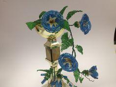 Winden aus Glasperlen. DIY. Teil 2/2. Anna's Perlen