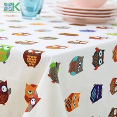 Find More Table Cloth Information about Home decors new Korean cute owl cotton tablecloths tablecloth cover towel factory direct wholesale cotton table cloth , freee sh,High Quality table cloth clip,China table menu Suppliers, Cheap cloth wholesale from Guangzhou Yikunze Trade Co., Ltd. on Aliexpress.com