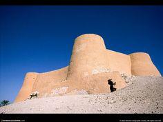 Jodi Cobb 2003, Tarur fortress, Arábia Saudita