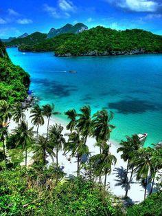 Marine Par, Thailand