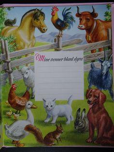 (19) Harald Damsleth - min aller første bok fra 1953 | FINN.no Moose Art, Animals, Pink, Photo Illustration, Animales, Animaux, Animal, Animais, Dieren