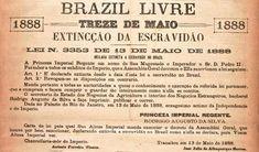 Idealizada por um paulista e assinada pela Princesa Isabel em 13 de Maio de 1888, a Lei Áurea foi um marco na história do Brasil. Veja como foram os dias posteriores a aprovação da lei em São Paulo…