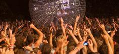 #Parachute2014 New Zealand, Ceiling Lights, Music, Decor, Musica, Musik, Decoration, Muziek, Decorating
