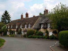 Exton Village in Rutland
