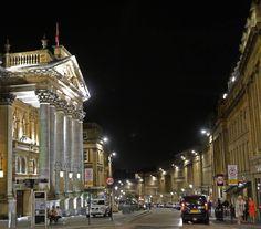 Grey Street, Newcastle upon Tyne.