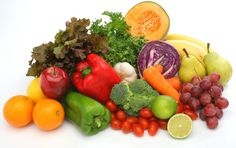 *frutas y verduras