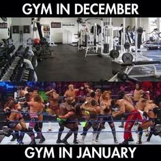 Why the Gym is Overrated - Gym In January