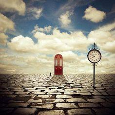 Surreal Photo Manipulations From deviantART (by Albulena Panduri)