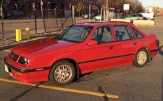 Modern Classic: 1989 Dodge Lancer Shelby - http://barnfinds.com/modern-classic-1989-dodge-lancer-shelby/