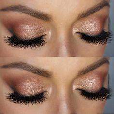Romantic eyes @jennivae in grand glamor #vegasnaylashes @eylureofficial by vegas_nay