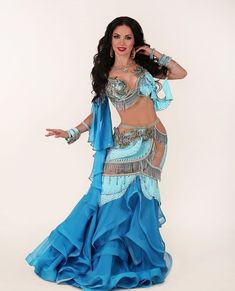 Belly Dancer Costumes, Belly Dancers, Dance Costumes, Tribal Fusion, Dance Outfits, Dance Dresses, Belly Dance Outfit, Mata Hari, Wonder Woman