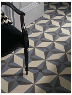 Encaustic Evora Floor Tile My favourite Fired Earth tiles - love the colours too. Hall Flooring, Kitchen Flooring, Flooring Ideas, Wall And Floor Tiles, Bathroom Floor Tiles, Room Tiles, Floor Design, Tile Design, Design Design