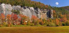 Roark Bluffs on the Buffalo National River.  Photo by Chris Munos for Capture Arkansas
