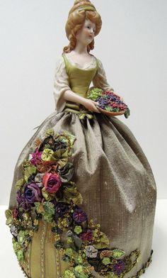 Очаровательные наряды для half-doll - Ярмарка Мастеров - ручная работа, handmade