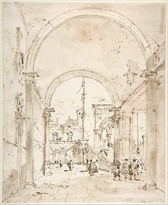 Francesco Guardi - The Met  Discover the coolest shows in New York at www.artexperience.com