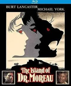 cool THE ISLAND OF DR. MOREAU NEW BLU-RAY - For Sale Check more at http://shipperscentral.com/wp/product/the-island-of-dr-moreau-new-blu-ray-for-sale/