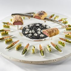 #bocusedor #bocusedoreurope2018 #contest #gastronomy #chefs #food #cooking #teamgermany #platter ©Studio Julien Bouvier Bocuse Dor, Platter, Chefs, Europe, Studio, Food, Cooking, Study, Studios