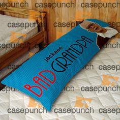 An2-jackass Presents Bad Grandpa Body Pillow Case