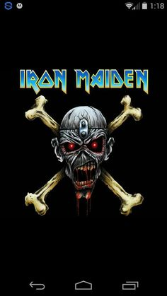 *m. Iron Maiden