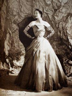 1949 - Jacques Fath dress