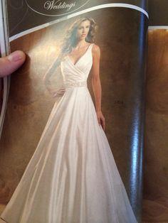 Nice dress. 2012 collection tho :(