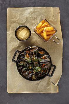 Bellini, Seafood Recipes, Ethnic Recipes, Noodle Salads, Ocean Perch Recipes, Bellinis