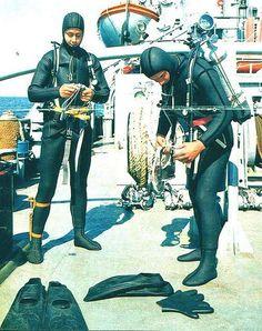 Old School Diving