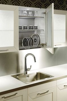 over the sink dish drying rack - Google Search