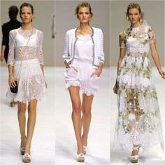 Dolce & Gabbana Spring 2011 (more of my favorite SS11 collections today on chicityfashion.com)