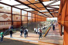 Brazil Pavilion, Expo Milano 2015 by Studio Arthur Casas & Atelier Marko Brajovic