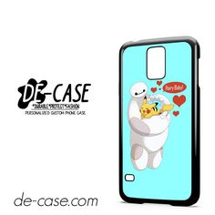 Big Hero 6 Baymax Robot Hairy Baby Pokemon DEAL-1803 Samsung Phonecase Cover For Samsung Galaxy S5 / S5 Mini