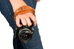 """Love this """"Handy Dandy Hand Strap"""" as a replacement for a neck strap. Great for photo walks or heavy photo op occasions, so you don't strain your neck while also keeping your camera ready."""
