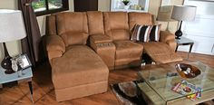 lyla-chaise-reclining-corner-suite Corner Couch, Lounge Suites, Sofa Sale, Oslo, Recliner, Mattress, Chair, Health, Furniture
