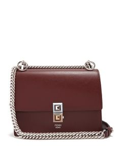 aed3496fa47e Click here to buy Fendi Kan I small leather cross-body bag at  MATCHESFASHION.