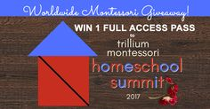 Help me win this amazing competitionby Max&Naoli and Trillium Montessori.