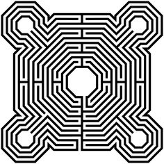 labyrinthe reims