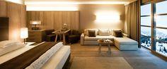 Alpina Dolomites Health Lodge Suite