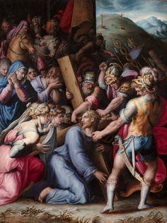 """Giorgio Vasari & Court Culture in Late Renaissance Italy"" @ the Spencer Museum of Art - Alain. Giorgio Vasari, Renaissance Artists, Italian Renaissance, Museum Exhibition, Art Museum, Italian Painters, Caravaggio, First Art, Italian Art"