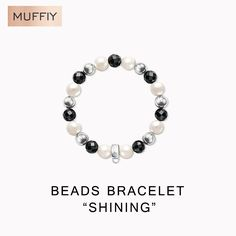 FreshWater Pearl Bracelet,Thomas Style Glam Fashion Good Jewerly For Women,2017 Ts Gift In 925 Sterling Silver,Super Deals