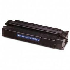 Vitesse compatible toner cartridge for HP 1200/1220/3300 15A (C7115A) 2500 pages - Black