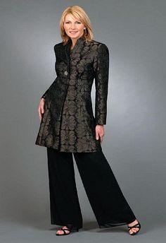 dad402b441e7a Ursula 3pc Coat Pant Suit 13020. Wedding Trouser SuitsDressy ...