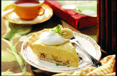 Cool and light this pie has been the ideal summer dessert in my family for two generations.