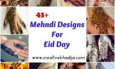 latest mehndi designs for girls bridal henna designs Eid Mehndi Designs, Bridal Henna Designs, Mehndi Designs For Girls, Latest Mehndi Designs, Diy Paper, Paper Crafts, Easy Crafts, Lifestyle Blog, Eyeliner